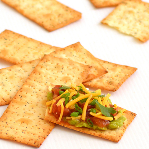 Cambrooke's new Savory Cracker Thins are low protein, flatbread-style crackers with tasty herbs and spices created for patients who require therapeutic nutrition for inborn errors of metabolism and ketogenic diet therapy. (Photo: Business Wire)