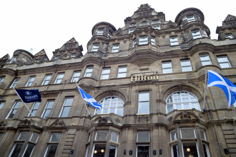 Hilton Hotels & Resorts today announced the official opening of Hilton Edinburgh Carlton, marking th ...