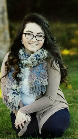 Nutrisystem Awards 2016 Girl Talk National Leader of the Year Scholarship to Mikayla Keen. Keen will be attending Vincennes University in Vincennes, Indiana. (Photo: Business Wire)