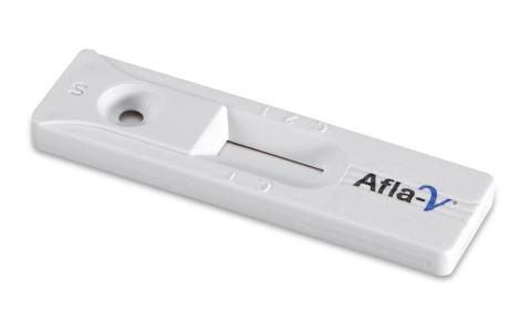 VICAM's Afla-V AQUA Strip Test Receives USDA-GIPSA Certification for the Quantitative Analysis of Aflatoxins (Photo: Business Wire)