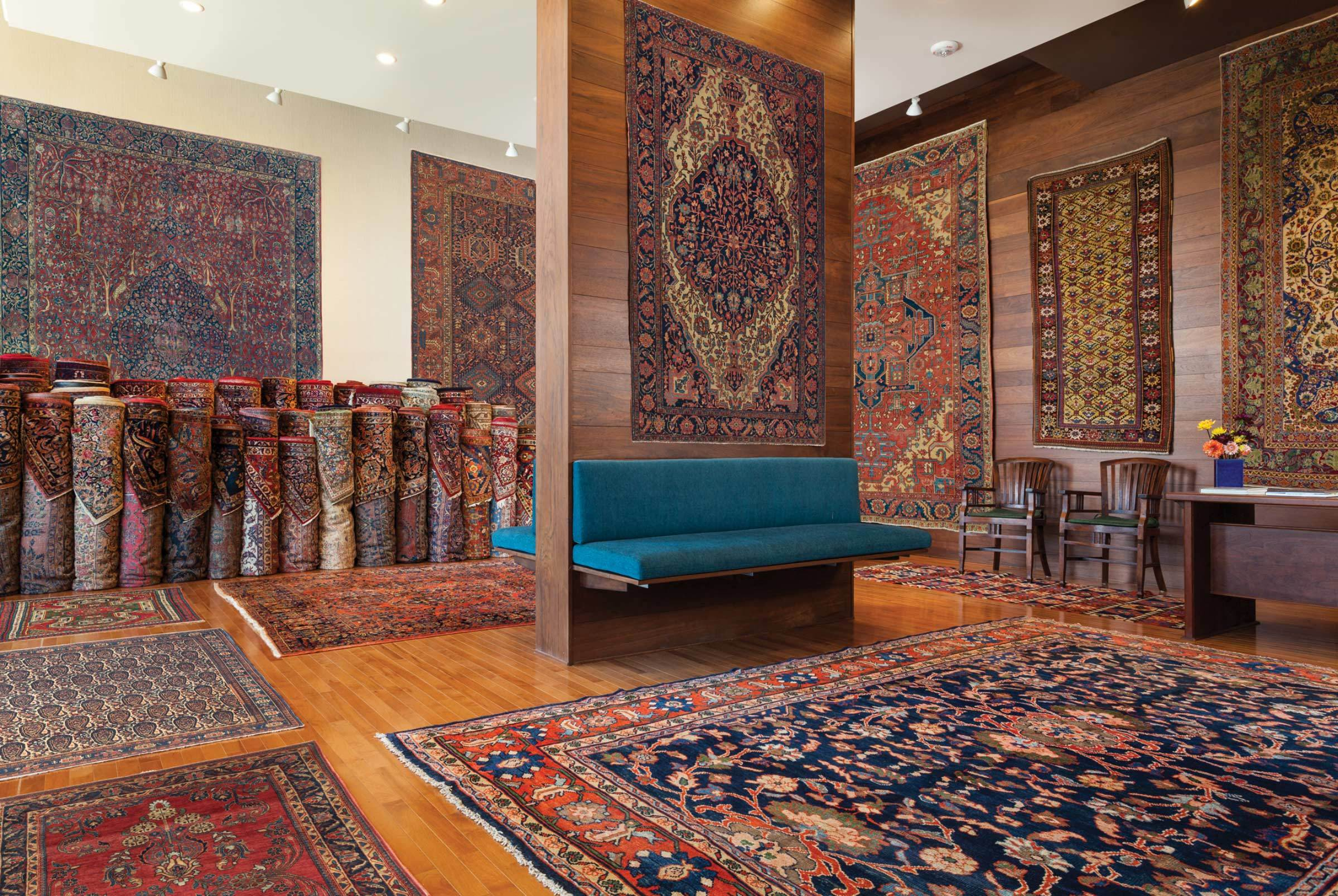 Wonderful Claremont Rug Company Announces Opening Of New Showroom Pairing Vintage Rugs  With A Contemporary Setting | Business Wire