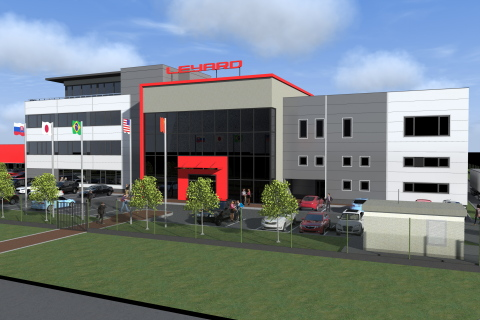 Leyard strengthens European presence with new European factory and showroom (Photo: Business Wire)