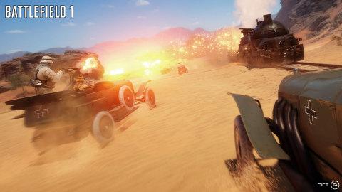Battlefield 1 Open Beta (Graphic: Business Wire)