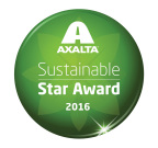 Axalta Coating Systems launches Sustainable Star Awards program in North America. (Graphic: Axalta)