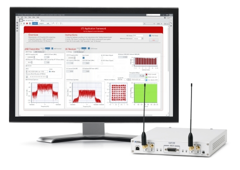 The new release of LabVIEW Communications includes NI Linux Real-Time Capability and application fra ...