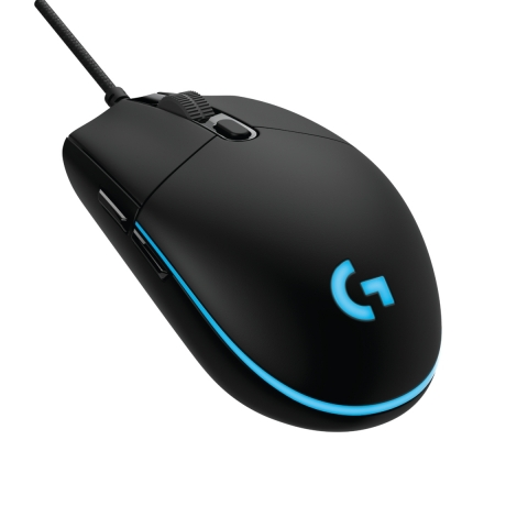 Logitech G introduces new gaming mouse designed for professional eSports Players; the new Logitech G Pro Gaming Mouse is optimized for tournament play (Photo: Business Wire)