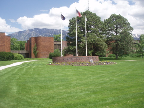 Orem City Hall (Photo: Business Wire)