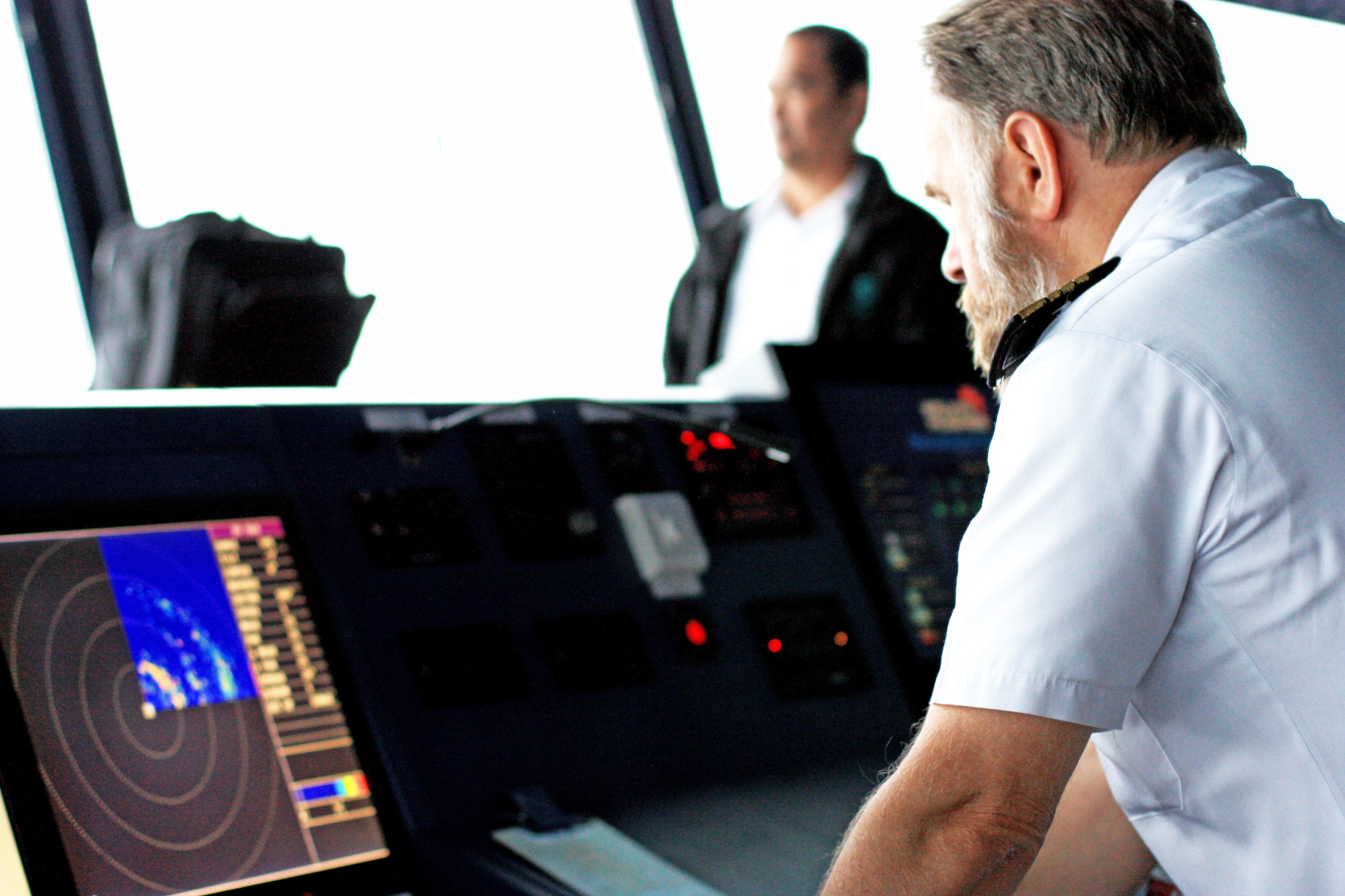 Captain Birger (Photo: Business Wire)