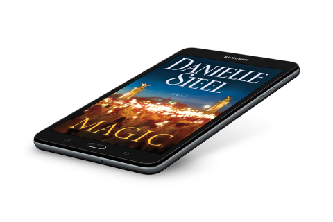 Existing NOOK® customers can upgrade to the newest NOOK by Samsung device at an even greater value, for only $99.99, by trading in or showing proof of purchase of any NOOK device at any Barnes & Noble store. (Photo: Business Wire)