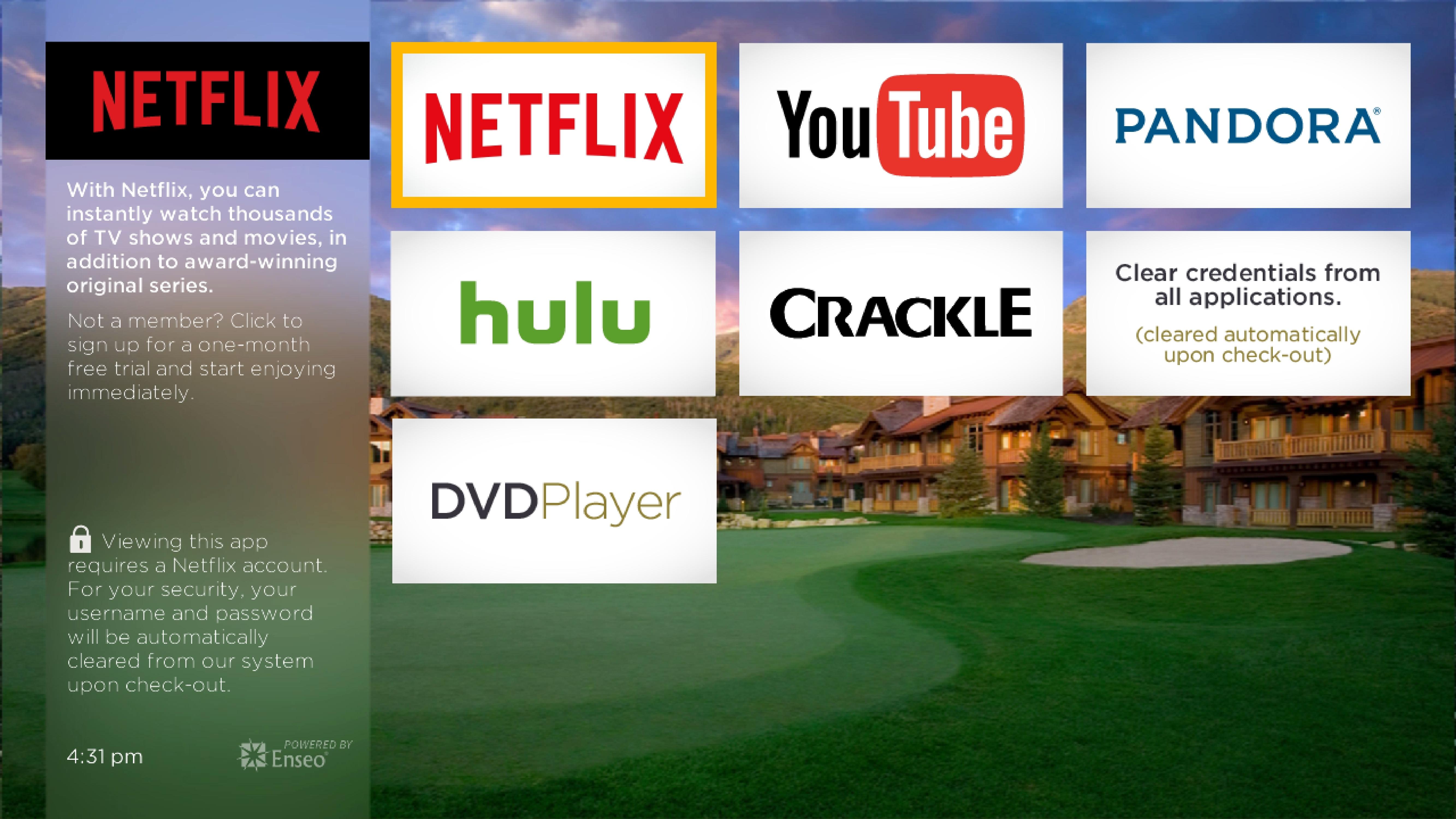 Netflix expands hospitality offering through expanded enseo netflix expands hospitality offering through expanded enseo agreement business wire platinumwayz