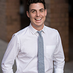 """Jarrett Bauer, CEO of Health Recovery Solutions, celebrating being named to """"Forty Under 40"""" list. (Photo: Business Wire)"""