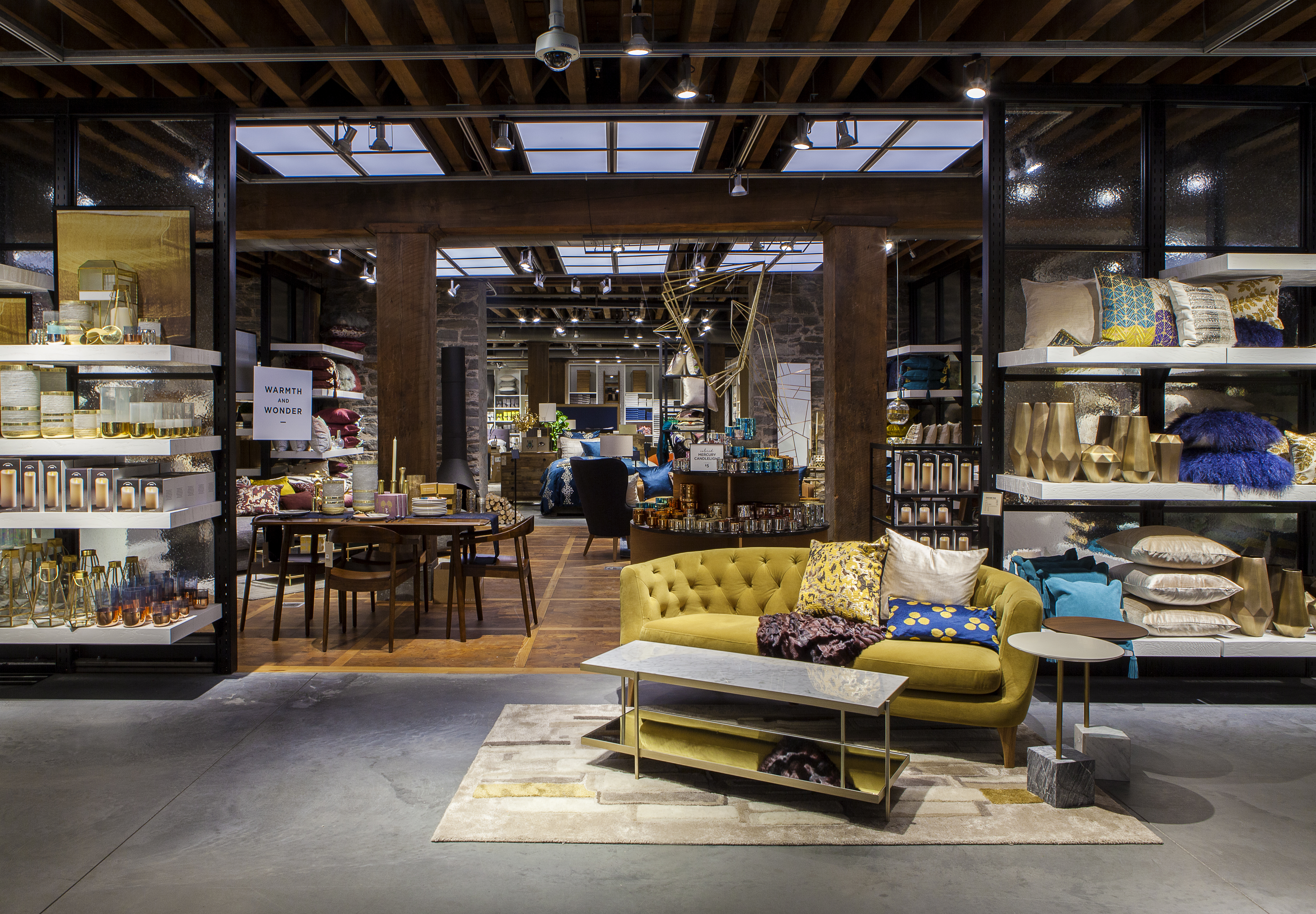 WEST ELM CELEBRATES NEW HEADQUARTERS AND 100th STORE WITH ...