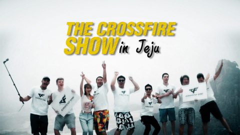 Smilegate Entertainment annuncia 'The CROSSFIRE Show in Jeju'