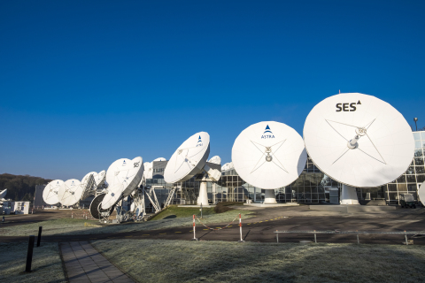 Sky Deutschland's First Ultra HD Channels to Broadcast on SES Satellite (Photo: Business Wire)