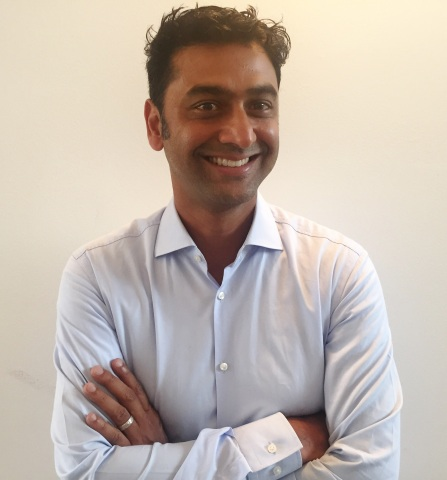 Sameer Shamsuddin joins RealtyMogul.com as Chief Technology Officer. (Photo: Business Wire)