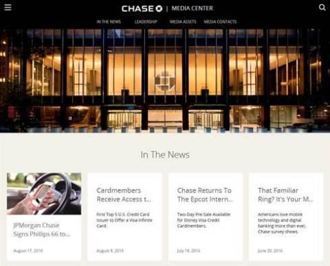 Chase Media Center