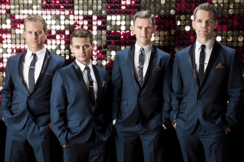 The Midtown Men to perform at SugarHouse Casino on Saturday, Nov. 19, 2016. (Photo: Business Wire)