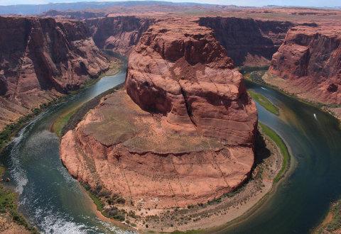 Horseshoe Bend, Glen Canyon National Recreation Area, Arizona (Photo: Business Wire)