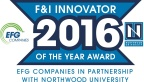 EFG Companies and Northwood University announce the kick-off of the 2016 F&I Innovator of the Year competition. (Graphic: Business Wire)