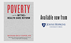 """View insights from """"Poverty and the Myths of Health Care Reform,"""" a thought-provoking and data-rich book that documents the impact of social determinants on healthcare costs. (Video: Business Wire)"""