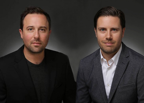 Surreal, Inc. co-founders, Andy Vick and Rick Rey (Photo: Business Wire)