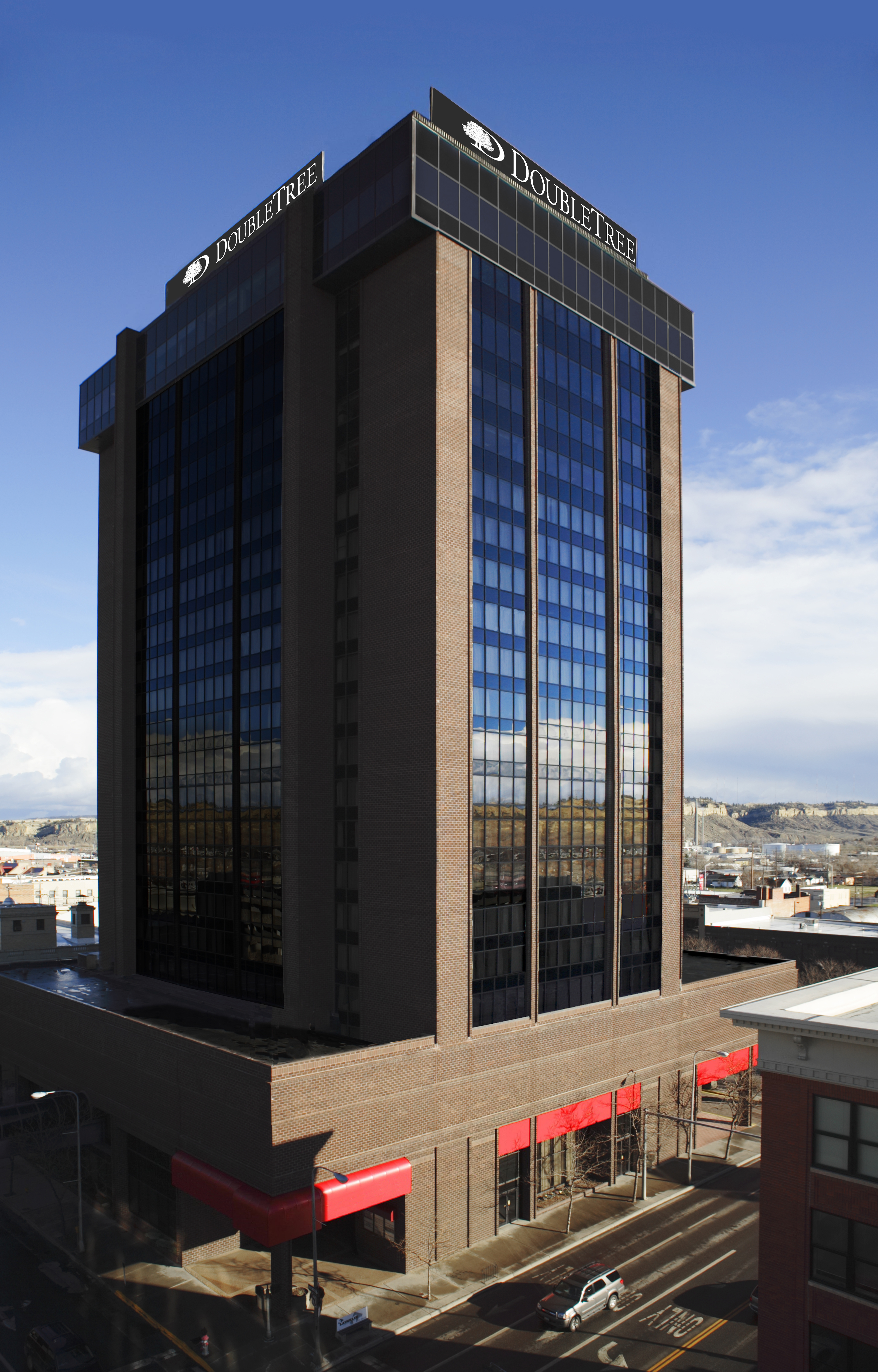 DoubleTree By Hilton Opens Its First Hotel In Montanau0027s Largest City |  Business Wire