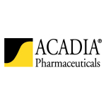 ACADIA Pharmaceuticals Announces Appointment of Todd S. Young as Executive Vice President, Chief Financial Officer