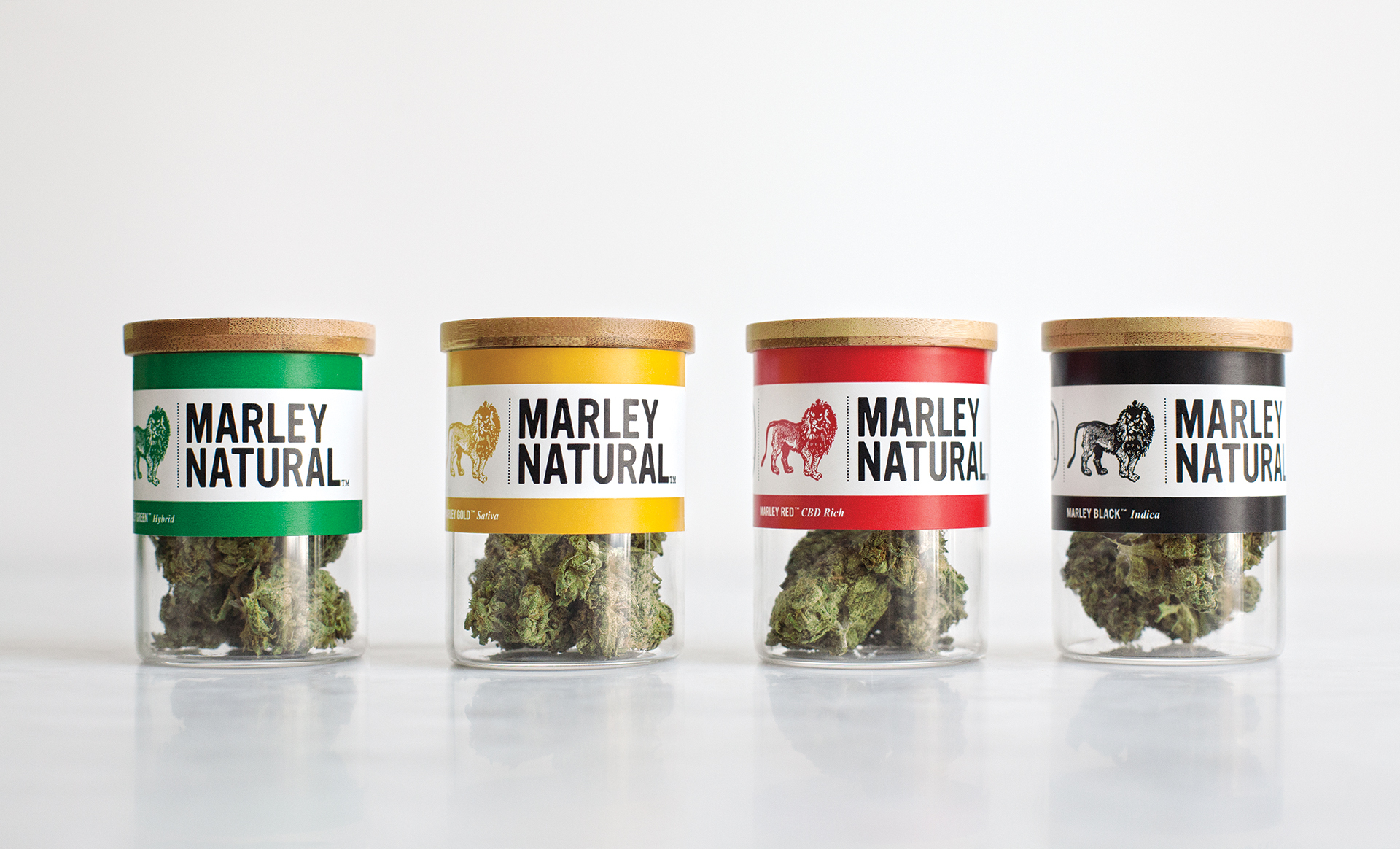 Marley Natural™ Premium Cannabis Products Launch in Oregon
