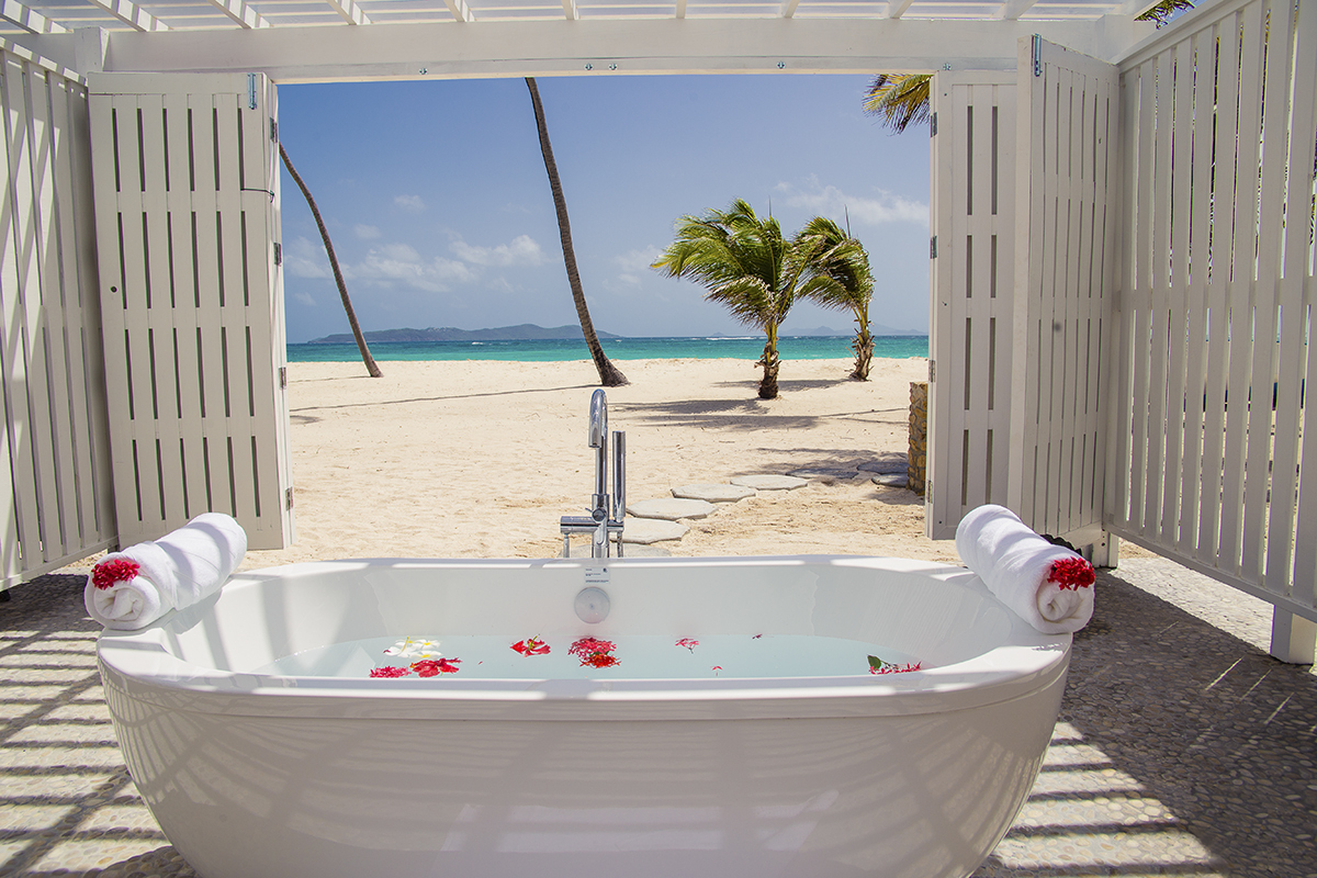 Palm Island Resort in the Grenadines Unveils Its Brand New Spa ...