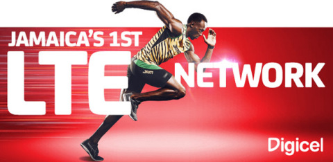Digicel Appoints Usain Bolt as Chief Speed Officer (CSO) (Graphic: Business Wire)