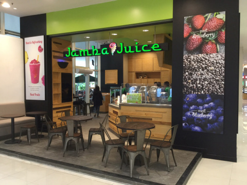 Jamba Juice Opens First Location in Indonesia (Photo: Business Wire)