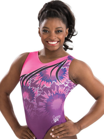 Simone Biles, world champion gymnast and gold medalist (Photo: Business Wire)