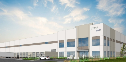 DCT Industrial Acquired 14.6 Acres in Northeast Submarket of Denver to Develop DCT Summit Distribution Center (Photo: Business Wire)