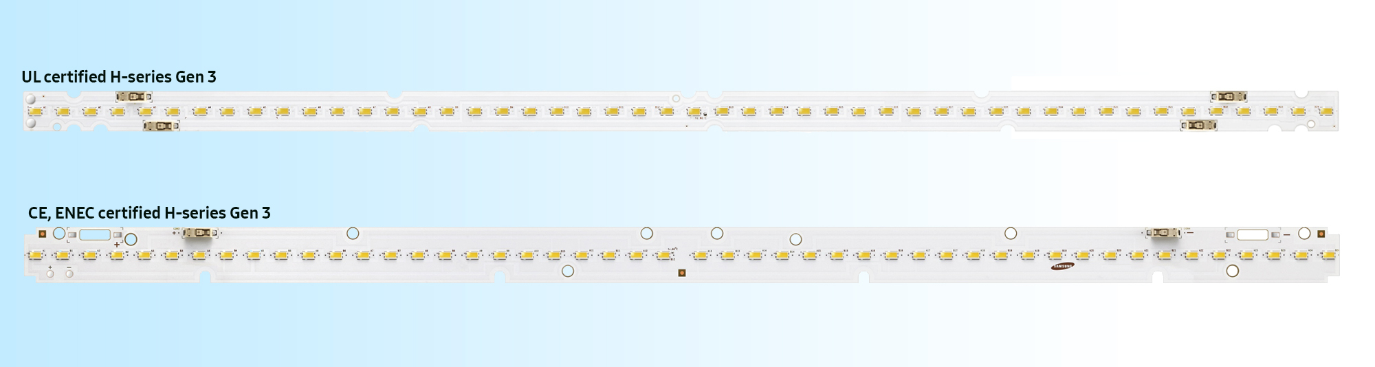 Samsung Introduces High-Performance LED Linear Modules for Indoor ...