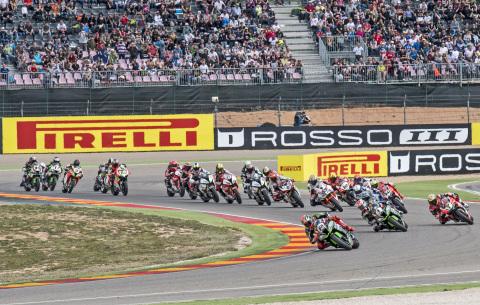 Für Motorradwerkstätten geht es zum Superbike-Rennen auf den Lausitzring (Foto: Business Wire)