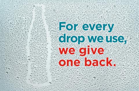 Coca-Cola es la Primera Compañía Fortune 500 en Reponer Toda el Agua que Utiliza en Todo el Mundo