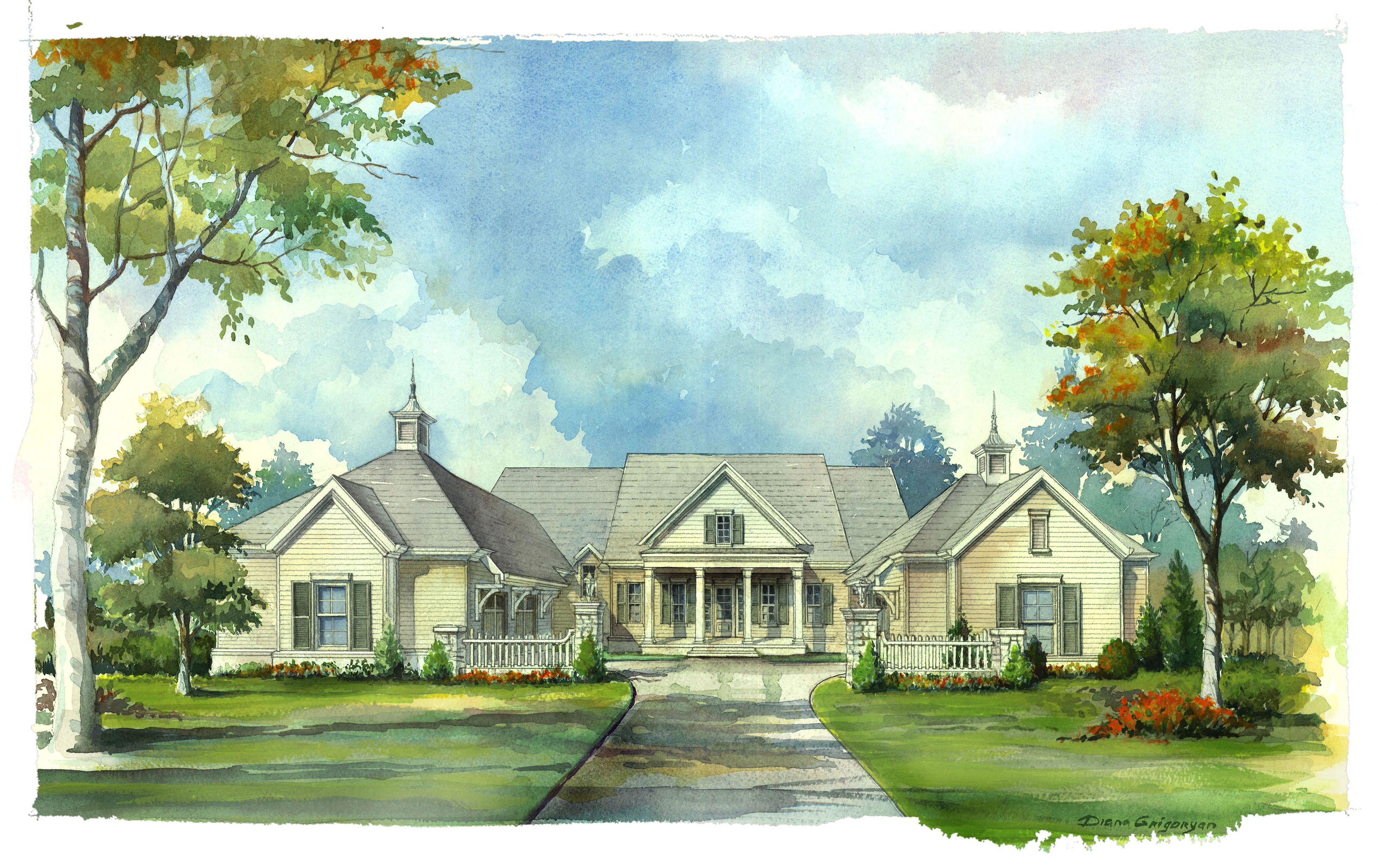 Hatcliff construction presents the 2016 southern living for Home builder program