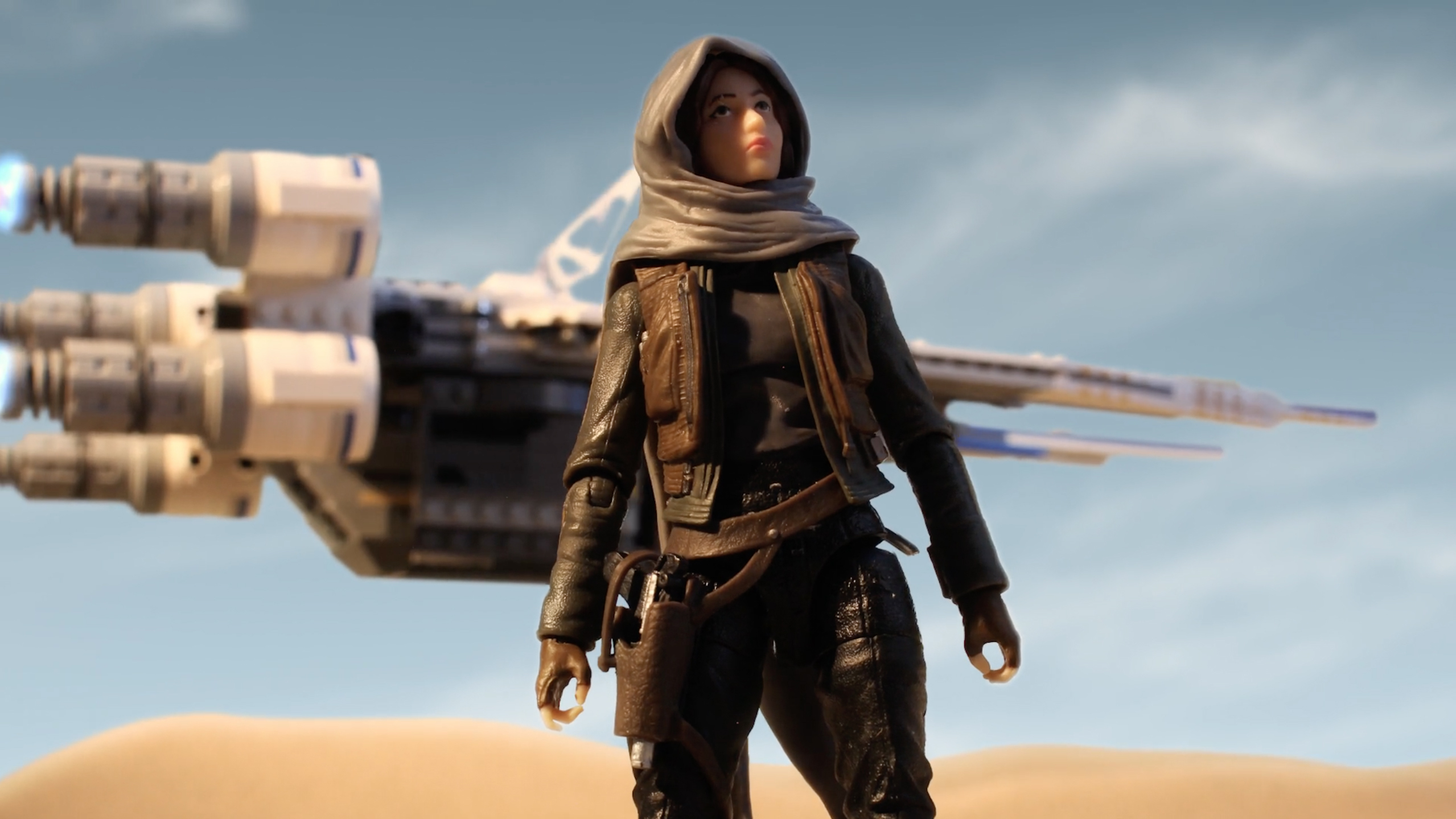 Star Wars Superfans #GoRogue to Reveal New Toy Line | Business Wire