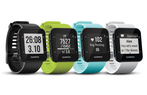 Garmin Finally Made a Running Watch That Doesn't Look Like One