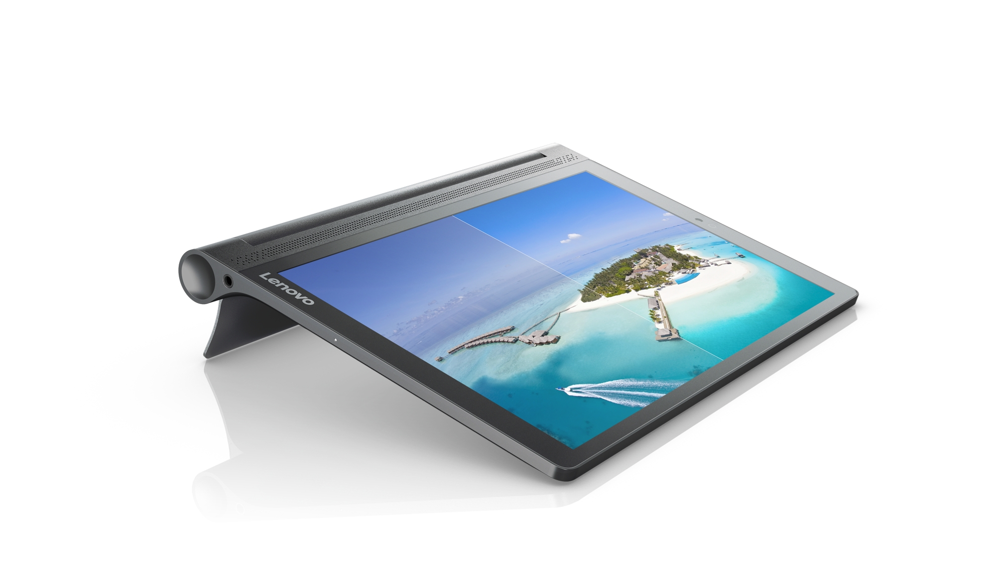 LenovoTM Pushes The Portability Envelope With Latest YogaTM Laptop And Tablet