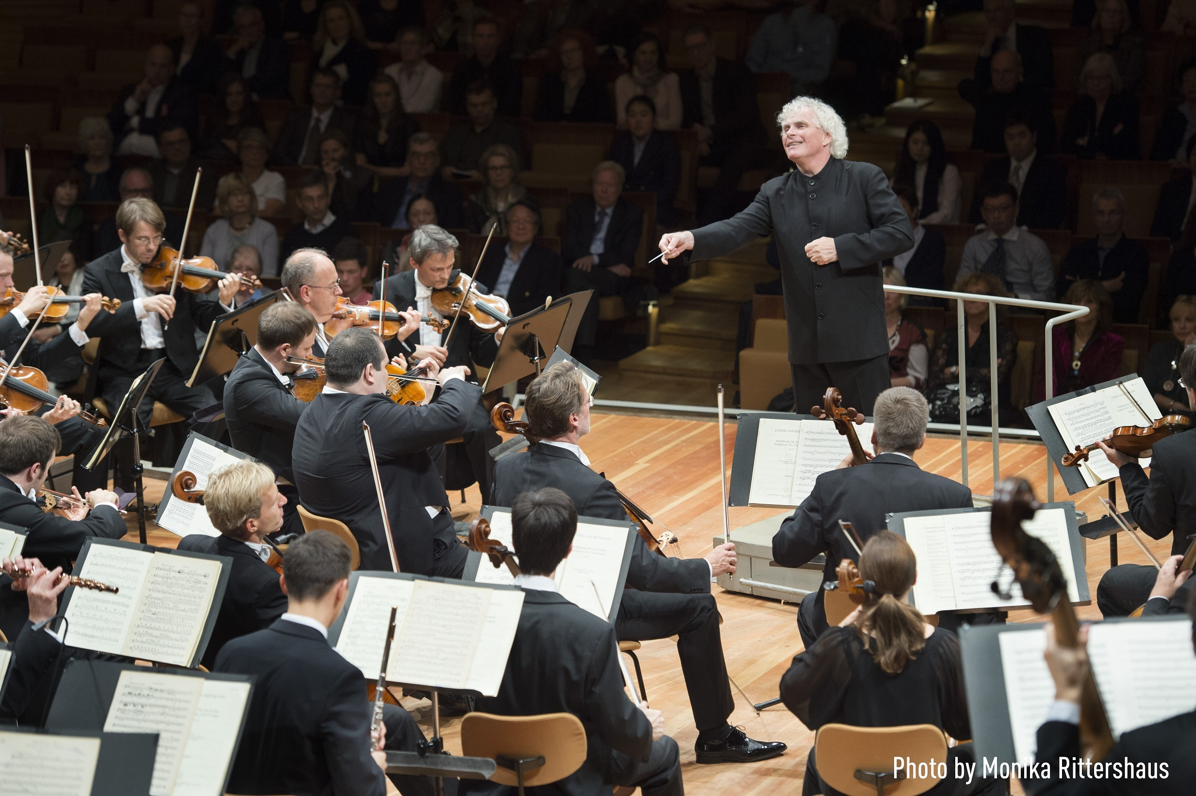 Berliner Philharmoniker and Panasonic to Collaborate on Technology ...