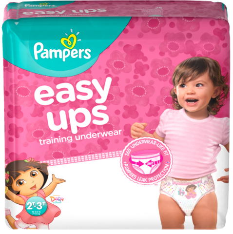 pampers extra small