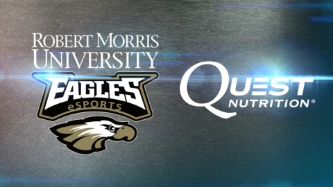 Quest Nutrition and Robert Morris University partnership (Graphic: Business Wire)