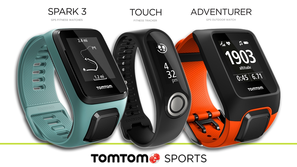 TomTom Touch reveals just how fat you really are