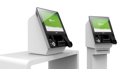 NCR's self-service product designs were honored as finalists in the Commercial and Industrial Products category and the Computer Equipment Category. (Photo: Business Wire)
