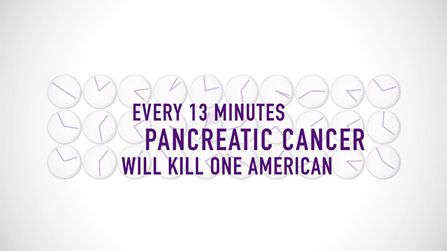 The Pancreatic Cancer Action Network is the national organization creating hope in a comprehensive way through research, patient support, community outreach and advocacy for a cure. The organization is leading the way to increase survival for people diagnosed with this devastating disease through a bold initiative — The Vision of Progress: Double Pancreatic Cancer Survival by 2020. To continue to accelerate progress, a goal to raise $200 million by 2020 is also in place. Together, we can Wage Hope and rewrite the future of pancreatic cancer.