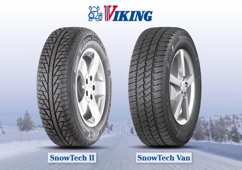 Autoreifenonline.de und VIKING-Reifen belohnen frühzeitige Vorbereitung auf das Winterreifen-Geschäft