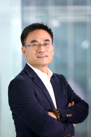 Jason Chen, CEO DIH International