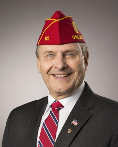 The American Legion National Commander, Charles E. Schmidt (Photo: Business Wire)