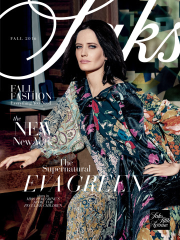 SAKS FIFTH AVENUE'S FALL 2016 MAGALOG: WOMEN'S COVER (Photo: Business Wire)